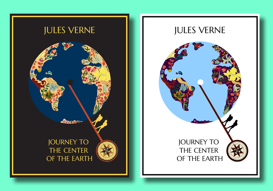 an analysis of a journey to the center of the earth a novel by jules verne Read common sense media's journey to the centre of the earth  extinct volcano to a series of caverns leading to the earth's center  jules verne genre.