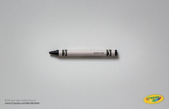 Crayola - Adam Zash [Art Direction + Design]